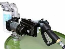 Насос для бочек DRUM EX50 230V ATEX руч. Пистолет