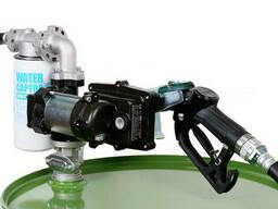 Насос для бочек Piusi DRUM EX50 12V DC ATEX + авт. пистолет
