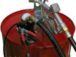 Насос для перекачки дизеля из бочки PTP 12В, 40 л/мин