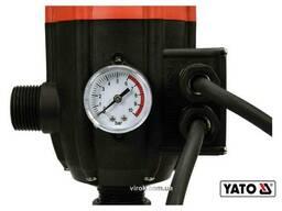 Насос для води поверхневий YATO 600 Вт 3100 л/год 35 м
