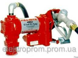 Насос для заправки бензина FR1205, 12В, 55 л/мин, Tuthill Fi