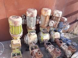Насос дозатор бензиновый рижский RINAR
