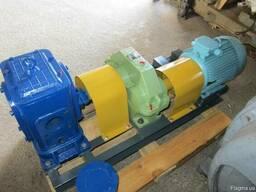 Насос для битума ДС 125 битумная установка ДС 134 цена
