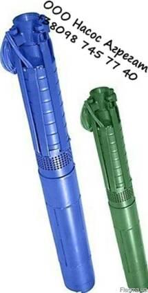 Насос ЭЦВ 8-40-120 для скважин, погружной, глубинный