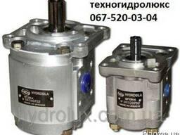 Насос GP10N-4 и GP32N-4 для трактора, эскаватора, погрузчика