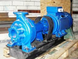 Насос К100-80-160а консольный агрегат продам К 100 80 160 а