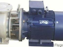 Насос консольный КМ 50-32-125 б/дв.