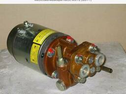 Насос маслозакачивающий МЗН-2 (сб546М.00.1)