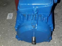 Насос пластинчатый для смазки С12-51, с плитой и мотором - фото 3