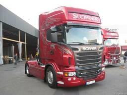 """Насос подъема кабины Scania """"4"""""""