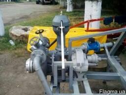 Насос центробежный для полива от ВОМ трактора Svahen до 60 м
