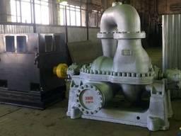 Насос СЭ 1250-140-11 для тепловых сетей насос СЭ 1250-140-11