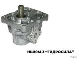 """Насос шестеренный нш10м-3 """"гидросила"""""""