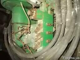 Насос високого тиску ПТ на шасі , двигун 110 кВт