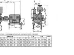 Насос ЖВН-12Н сталь 12Х18Н9Т