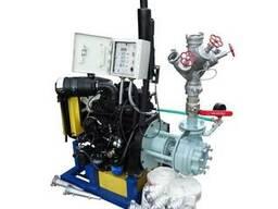Дизельная насосная станция (установка) 26-37 кВт