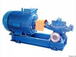 Насосный агрегат 1Д200-90(Д200-90), 1Д315-71