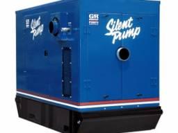 Насосы Gorman Rupp Silent Pump с дизельным приводом