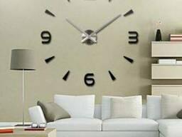 Настенные часы объемные 3D DIY CLOCK (3M002B)