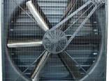 Настенные осевые вентиляторы ES-140 для птицеводства - фото 1