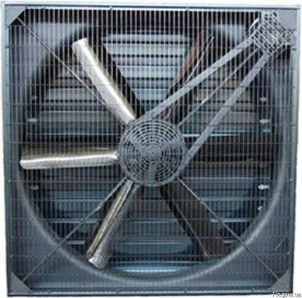 Настенные осевые вентиляторы ES-140 для птицеводства