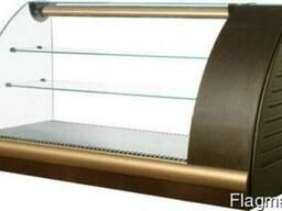 Настольная холодильная витрина Полюс ВХС-1,2 Арго XL Люкс