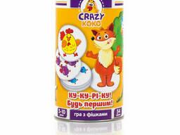 Настольная игра для детей и взрослых Vladi Toys. ..