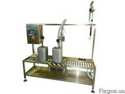 Упаковочное оборудование для дозирования и фасовки жидкости