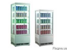 Настольные холодильные витрины-шкафы Frosty (кондитерские).