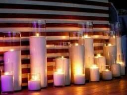 Насыпные свечи - фото 5