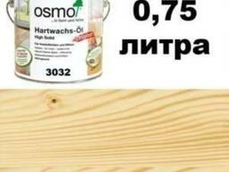 Натуральное бесцветное масло для полов Osmo, 075л.