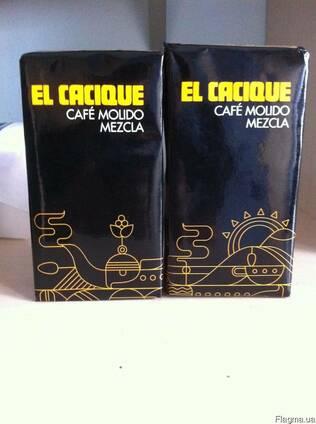 Натуральный молотый кофе El Cacique / Mezcla 250 гр.