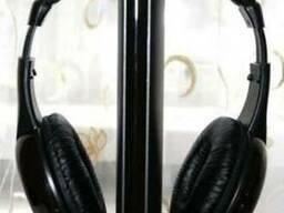 Наушники беспроводные 5 в 1- с FM приемником Wireless Headph