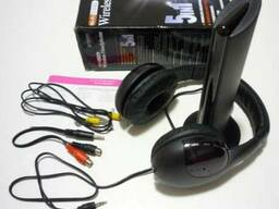 Наушники для телевизора Wireless Headphone 5 in1