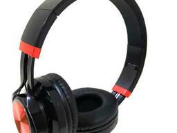 Наушники беспроводные Bluetooth J59 6963, красные
