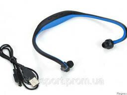 Наушники с плеером MP3 Sport - фото 3