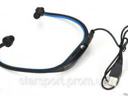 Наушники с плеером MP3 Sport - фото 4