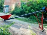 Навантажувач Навантажник зерна транспортер конвеєр шнековий - фото 7