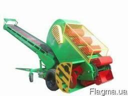 Навантажувач зерна шнековий КШП-6