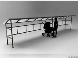 Навес для детских колясок