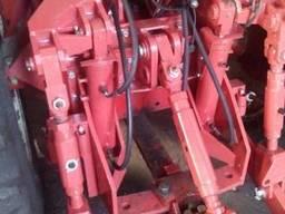 Навеска на Buhler Versatile 4WD 395-620 кс