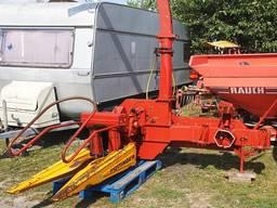 Навесная кукурузная жатка (на силос) Puttinger MEX II S