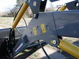 Погрузчик на трактор, быстросъёмный кун на МТЗ, ЮМЗ, Т-40 - фото 5