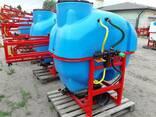 Навесной опрыскиватель 600 л для внесения пестицидов - фото 1