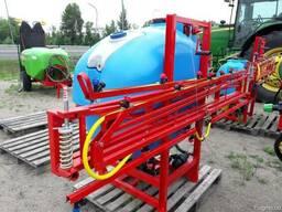Навесной опрыскиватель 600 л для внесения пестицидов - фото 2