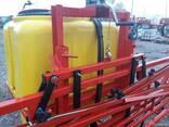 Новый опрыскиватель ОП 400 л для внесения пестицидов штанга - фото 5