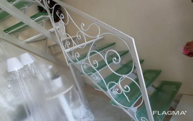 Навесы. Лестницы. Ворота