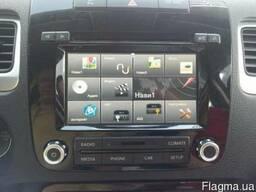 Навигация/мультимедия для VW Touareg 2010 RCD550 - фото 2