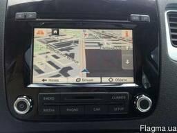 Навигация/мультимедия для VW Touareg 2010 RCD550 - фото 4