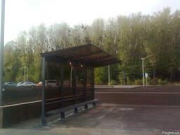 Навіс громадського транспорту